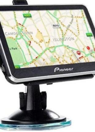 """Автомобильный GPS Навигатор PIONEER """"5"""" + карты Igo Primo ДЛЯ ..."""