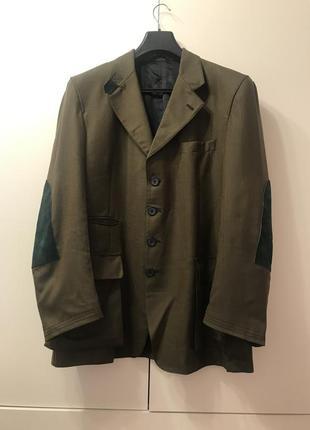 Мужской пиджак formenti seregno италия 54 размер