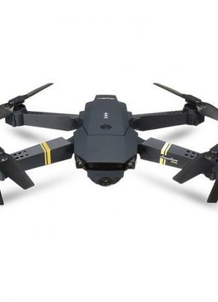 Квадрокоптер дрон Eachine E58 камера Wi-fi подключение к телефону