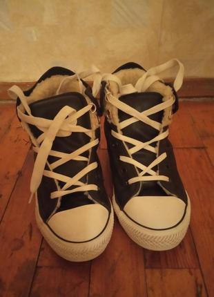Тёплые сникерсы, кроссы, кроссовки, кеды 36 рр