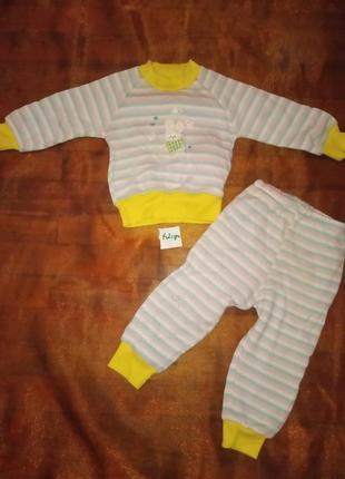Костюмчик на мальчика 1-2 года