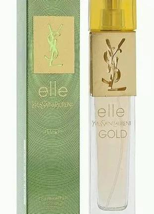 Женская парфюмированая вода Yves Saint Laurent Elle Gold (100 мл)