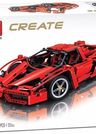 "Конструктор Bela 10571 Create (аналог Lego 8653) ""Enzo Ferrari"