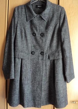 Пальто демисезон размер 50-52