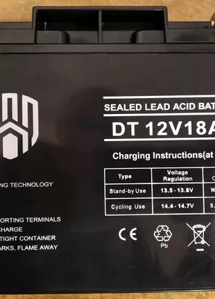 Аккумулятор Defending Technology 12V 18Ah