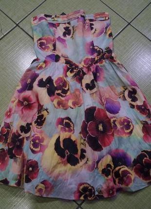Платье бюсте на девочку 12 лет