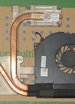 Система охлаждения Dell XPS 17 L702X CN-0P6H7P 4YGM7HSWI30 0XKD45