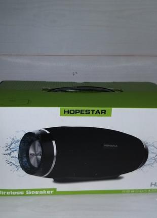 Портативная Bluetooth колонка Hopestar Original со встроенным мик