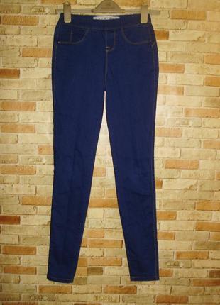 Стрейчевые джинсы джеггинсы размера xxs-xs