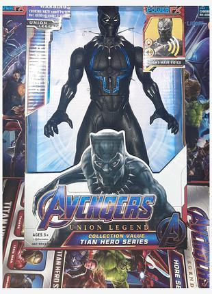 Коллекционная фигурка Black Panther Чёрная Пантера