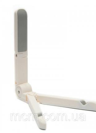 Подставка для планшета универсальная (белая)