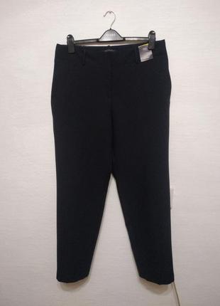 Стильные трендовые деловые брюки большого размера