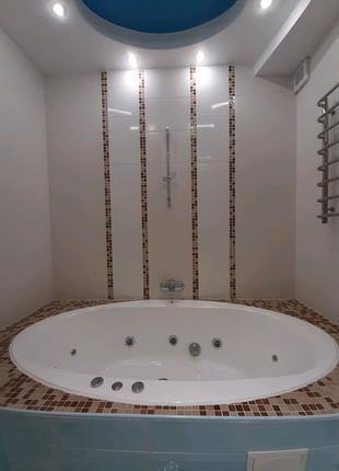 Чистка Jacuzzi Джакузи гидромассажная ванна