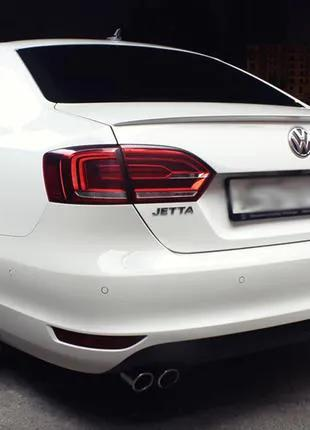 "Спойлер Volkswagen Jetta 6 2010-2018 ""Лип"""