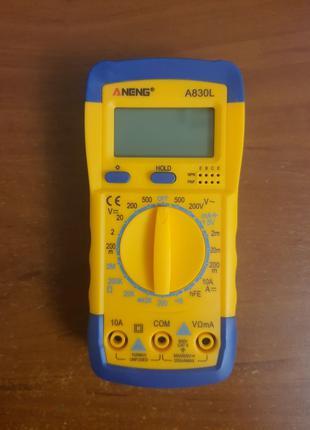 Мультиметр цифровой Aneng A830L