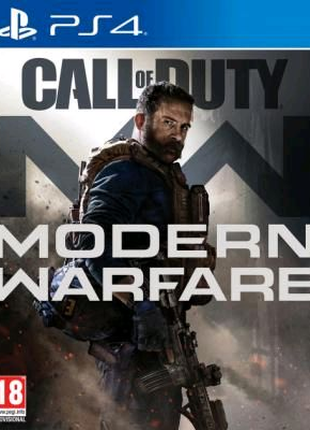 Игра SONY Call of Duty: Modern Warfare [Blu-Ray диск] [PS4]