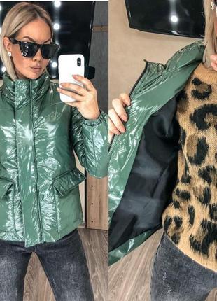 Женская куртка монклер