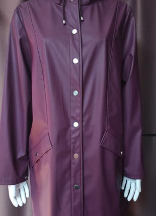 Новая куртка-дождевик женская германия