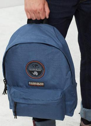 Рюкзак backpack napapijri напапири voyage вояж el (insignia blue)