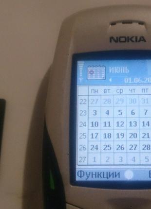 Мобильный телефон Nokia 6600 /Финляндия /