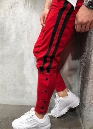Спортивные штаны удобные модный фасон
