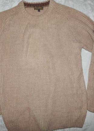 P.g. field свитер мужской вязаный стильный модный рм