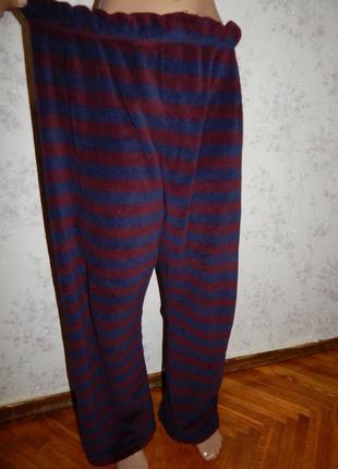 Love to lounge штанишки плюшевые домашние р18-20 большой размер