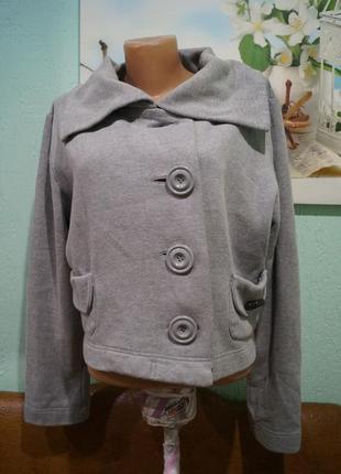 Пальто (жакет )р.14,бренд new look