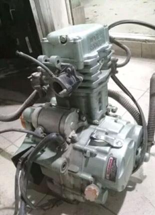 Мотор квадроцикла 200 кубов