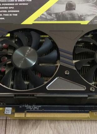 Відеокарта Zotac GeForce GTX 1060 6GB AMP!