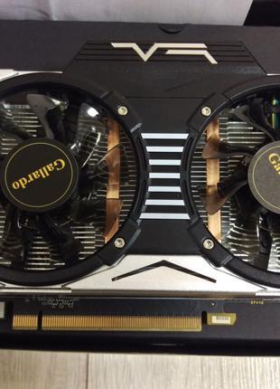 Відеокарта Manli GeForce GTX 1060 Gallardo 6GB