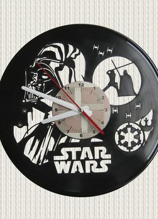 часы настенные Стар ворс  звездные войны Star Wars