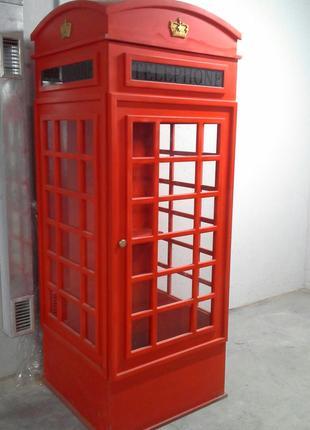 Красная Телефонная Будка , Лондонская Телефонная Будка