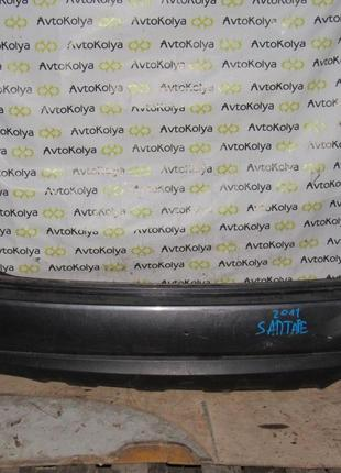 Бампер задній Hyundai Santa Fe 2009-2012