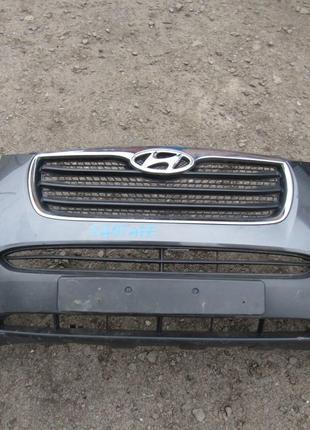 Бампер передній Hyundai Santa Fe 2009-2012