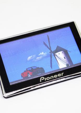 "5"" GPS навигатор Pioneer 6002 - 8gb IGO+Navitel"