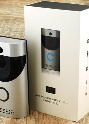 Беспроводной WiFi домофон, Дверной звонок