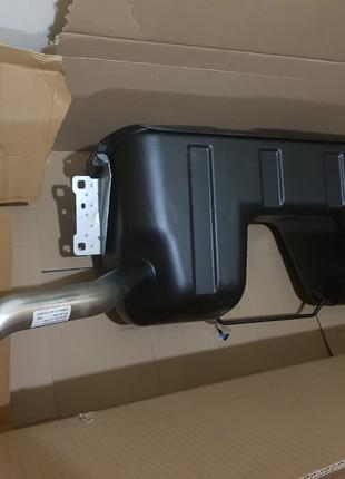 Новий бензобак на mercedes s500 w220 2003 топливный бак