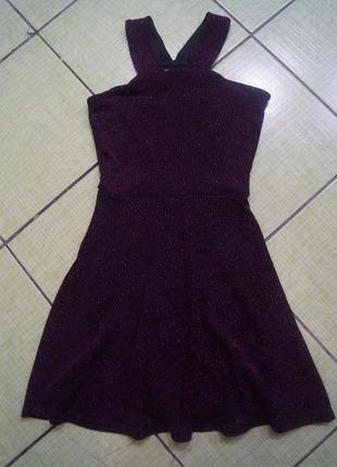 Платье на девочку 10-11 лет,бренд new look
