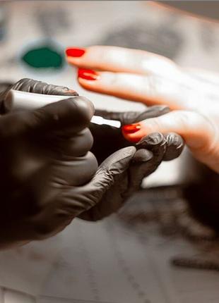 Нарощування нігтів   Апаратний манікюр   Педикюр   Приходь на ман