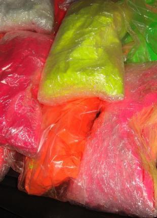 1 кг флуоресцентных (ультрафиолетовых) компонентов Нокстон