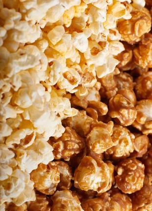 зерно кукурудзи для попкорна