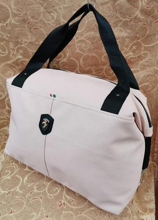 Женская спортивная сумка для города, путешествия или на тренир...