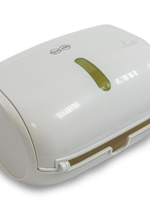 Пластиковый держатель для туалетной бумаги Hua Mili, диспенсер...