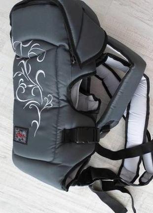 Кенгуру рюкзак-переноска rainbow n15 zaffiro womar польша ( ор...