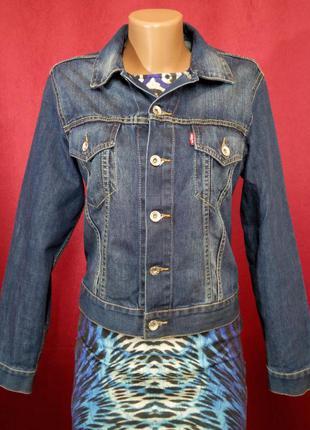 Куртка джинсовая levis