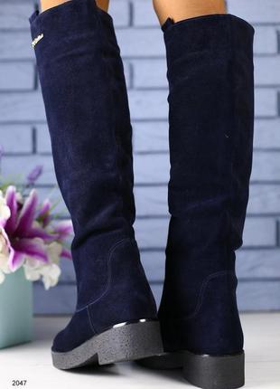 Lux обувь!🔥распродажа! зимние натуральные высокие женские сапо...