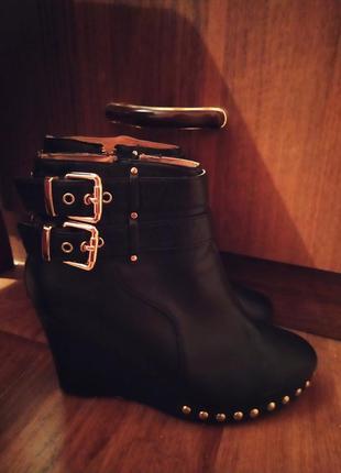 Ботинки , осенние ботинки