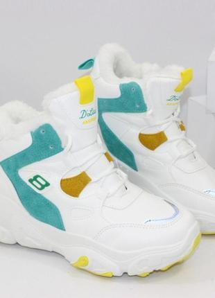 Спортивные ботинки женские зимние