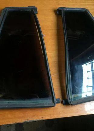 Б/у стекло в заднюю дверь глухое Renault Laguna 2, Рено Лагуна 2,